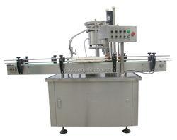 Aluminum Cap Screwing and Sealing Machine