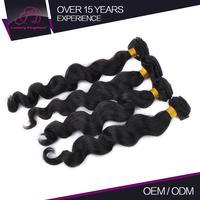 Soft Full Cuticle 100% Remy Human Virgin Brazilian Ocean Tropic Loose Hair
