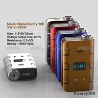 mechanical mod battery tube ecig mod fit for 3pcs 18650 battery ecigarette 2014 kamry 180 mod 180watt