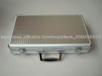 Metal poker chip case,deluxe poker chip case,aluminum buyen poker chip case from china