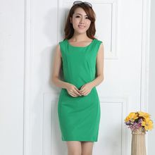 Wholesale OEM 3/4 sleeve prom dresses high fashion bodycon dress .women clothes