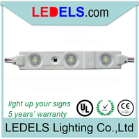 IP65 ,5 YEARS Warranty,Powered by everlight 2835 led, 12v led module 2835 12 volt led 2835 module for channel letters