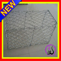 Hot Sale Chain Link Fence gabion box from Dongtai