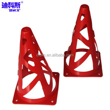 Professional Hollow Cones Plastic For Soccer