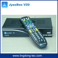 Digital Type dvb-s2 jyaxbox V20 receiver for North America