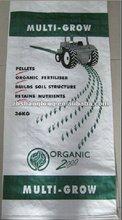 25kg woven polypropylene fertilizer bag