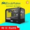 EcubMaker Silk Screen Printing 3D Printing Machine