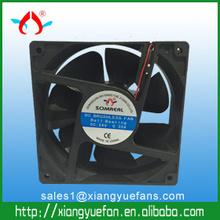 DC brushless cooling fan 12v 24v DC Mini Axial Fan