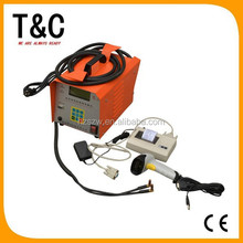 electric fusion welders welding machinery from 0mm to 315mm cheap hot melt automatic pipe welding butt welder
