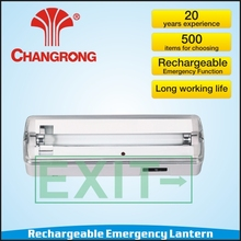 hot sale item CR-1048A emergency wall lights exit lights