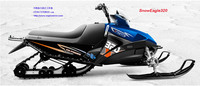 COPOWER 320CC snowmobile,snow mobile,snowmobile 250cc,snowmobile 500cc (Direct factory)