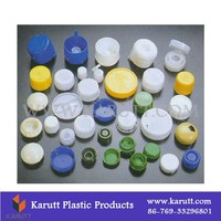 Dongguan plastic manufacturer of kinds of water/soft drinks bottle caps