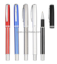 Slogan roller gel ball pen