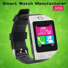 china smart watch factories cheapest wristwatch camera phone smart phone watch gps tracker Bluetooth Smart round sim card