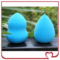 Best Selling Korean Cosmetic Wholesale Hydrophilic Latex-free Powder Puff egg white powder