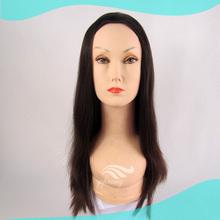 Unprocessed Factory Price Natural Wavy Full Machine Made Human Hair Falls