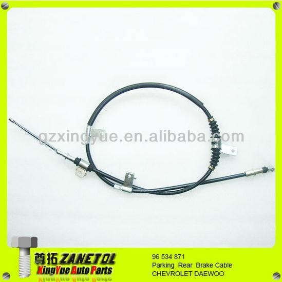 Auto Park Brake System Parts : Auto rear right parking brake cable for chevrolet