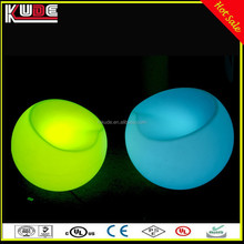 LED Funny Bar Stools And Chairs/Waterproof LED Stool/LED Glowing Chair For Party Using