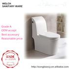 8095 Siphonic banheiro de sanitários uma peça dupla descarga do banheiro wc