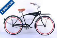 factory price steel frame 26 inch beach cruiser bike
