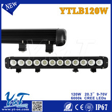 News! 20.3inch 120W LED Light Bar off road heavy duty, indoor, factory,suv military,agriculture,marine,mining work light