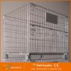 Wire Bin Steel Folding Cage