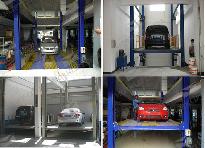 Автолифт для гаража 26