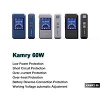 shipping rate china to malaysia wholesale vape mod Kamry 60 watt electronic cigarette, magnet cover 7w~60w kamry60 vaporizer
