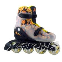 profesional patines de velocidad para la venta 70mm*24mm patines en línea de goma de la rueda del patín en línea