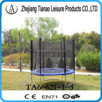 Bungee jumping kids 6ft folding trampoline tuv with ladder trending hot products 2015 TA6-621-1-3