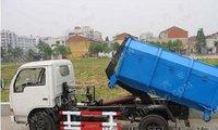 Dongfeng Xiaobawang dump garbage truck