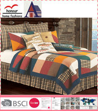 Brand new style patchwork cotton quilt