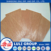 3mm poplar plywood for cabinet back panel made by China ( LULIGROUP since 1985)