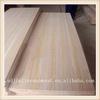 sale solid wood panels, paulownia board/Paulownia finger jiont board