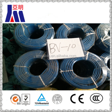 factory cheap price 10mm2 pvc insulated electric building wire