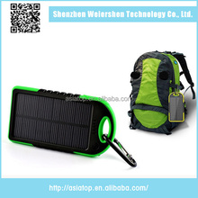 OEM/ODM Experienced Factory Solar Panel Battery Charger 15000Mah