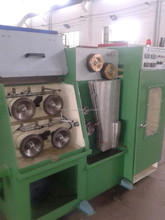 fine wire pulling machine and online annealer/cable Drawing equipment