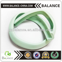 Soft NBR baby protection products glass table edge protector U shaped edge strip