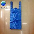 Billige maschine macht kunststoff t- shirt verpackung plastiktüte