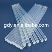 Contemporary hot sale hot melt adhesive glue stick /silicon clear white glue stick /hot melt glue adhesive manufacturer