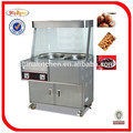 Comercial tostador de castañas/maní tostado máquina