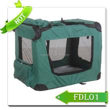 Luxury pet carrier bag /small animal pet beds /dog crates/dog pens