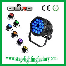 china top ten selling products led flat par light,10w rgbw led par light,led par light