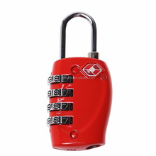 2015 hot sale TSA-330 international travel luggage custom digital tsa password lock