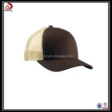 2015 New Style Cotton Trucker Cap Mesh Cap With Mesh