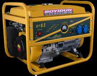6.5kw high quality gasoline generator set hotselling