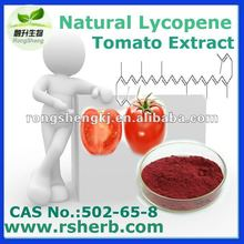 Top Quality Natural Tomato Extract Lycopene Powder