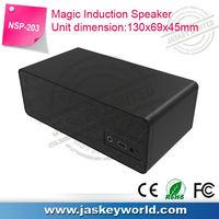 Digital picture speaker frame