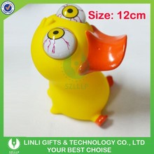 Kid's Gift EN71 Passed Soft PVC Kid's Toy Duck