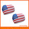 USA car mirror cover flag manufactured